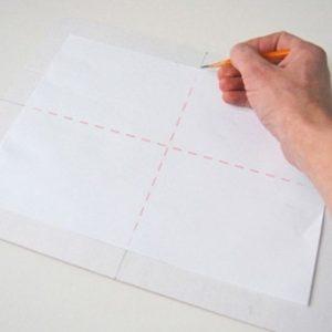 Як намалювати олівцем лижника