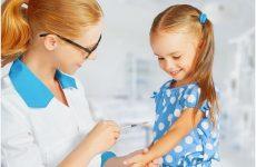 Реакція манту у дітей: норма і відхилення