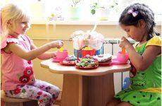 Рольові ігри для дітей