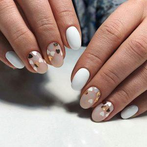 Дизайн нігтів камифубуки 2019-2020 роки, модний манікюр з камифубуки, фото-новинки