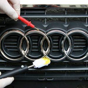Відновлення хромованих деталей авто від окислення