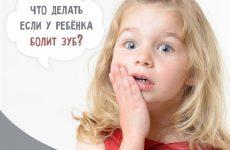 У дитини болить зуб: чим краще знеболити в домашніх умовах