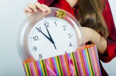 Можна дарувати годинник близьким людям на день народження або інше свято