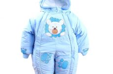 Як одягати новонародженого взимку на вулицю