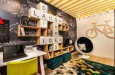 Цікавий дизайн дитячої кімнати для хлопчика різного віку: фото, ідеї