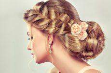 Модні зачіски з плетінням кос 2019-2020, фото, новинки, тенденції