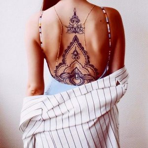 Модні тату для дівчат – фото, ідеї татуювання для дівчат, маленькі тату