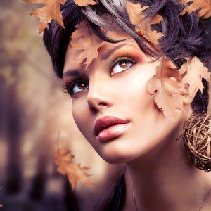 Модний макіяж осінь 2019-2020: красивий осінній макіяж – фото ідеї, тенденції, тренди