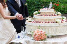 Найкрасивіші весільні торти – фото, ідеї, оформлення, який вибрати весільний торт