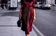 Самі модні осінні сукні 2019-2020: фото, новинки, фасони, тенденції