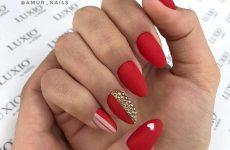 Тренди манікюру на 14 лютого: оригінальний дизайн нігтів 2019-2020 з сердечками