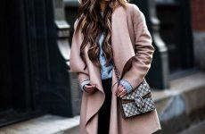 Тренди пальто на весну 2019-2020: модні моделі та новинки на фото