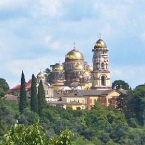 Абхазія, пам'ятки — безліч природних красот невеликий республіки