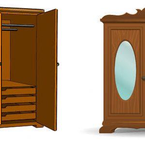 Двостулкові розсувні шафи, всі особливості правильного вибору