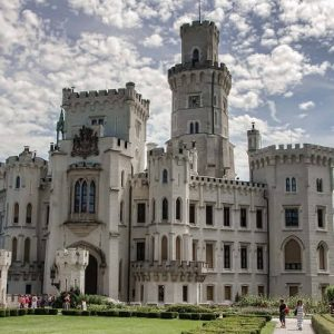 Інтригуючі замки Чехії — війни, зміна влади, любов, інтриги