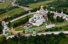 Новий Єрусалим, точна копія святих місць Землі Обітованої