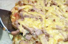 Піца без тесту або як приготувати корисне блюдо без традиційної основи