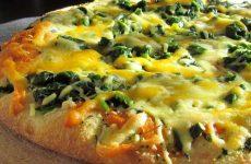 Піца з морською капустою: рецепт з фото для Ваших дітей