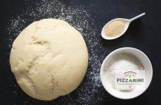 Піца з тестом на майонезі зі сметаною і без неї: рецепти з фото