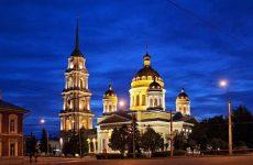 Рибінськ, купецький місто з унікальними пам'ятками