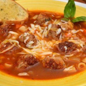 Суп з фрикадельками і вермішеллю в мультиварці — апетитні рецепти