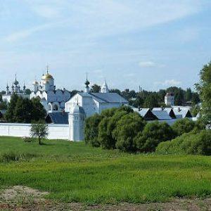 Суздаль пам'ятки, духовне життя російської держави