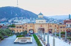 Тбілісі пам'ятки, подорож в серце Грузії