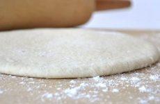 Тісто для піци для мікрохвильовки: рецепт без дріжджів на воді