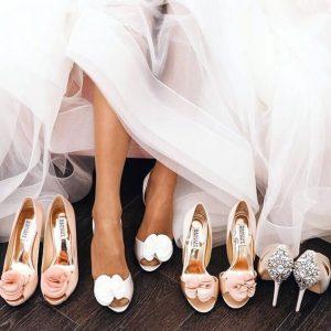 Чому нареченій не можна взувати босоніжки на весілля