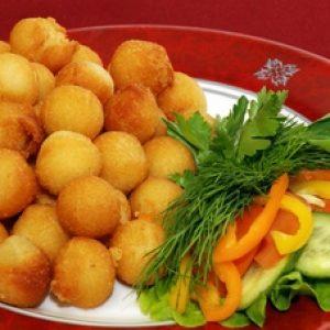 Як приготувати картопляні кульки