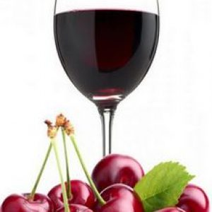 Вино з вишні в домашніх умовах