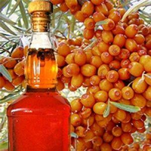 Вино з обліпихи власного приготування