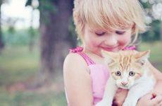 Домашня тварина для дитини — поради батькам