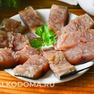 Домашній рецепт скумбрії сухого засолу: без консервантів і шкідливих добавок