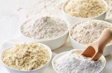 Борошно в тісто для піци: рецепти основи з твердих сортів пшениці, цільнозерновий, кукурудзяної, житнього, вівсяного, рисового, гречаного, полбяной, млинцевої і льняною